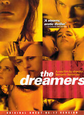 The Dreamers (Dvd, 2004, Nc-17 Version) - New Dvd