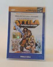 ATTILA FLAGELLO DI DIO dvd NUOVO! SIGILLATO!