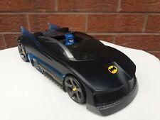 Batman Dc Comics Luz Sonidos Batimóvil Coche & figura probado en muy buen estado. en Funcionamiento