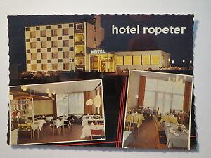 Göttingen - Hotel Ropeter in der Kasseler Landstraße 45 - 1964 / AK