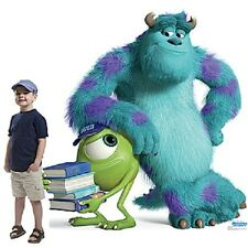 MIKE & SULLEY MONSTERS UNIVERSITY STANDEE * party decorations * Monsters inc.