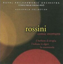 FREE US SHIP. on ANY 3+ CDs! ~LikeNew CD : Rossini: Comic Overtures