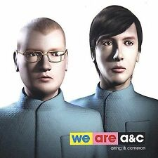 We Are A&C - Arling & Cameron (CD 2001) A & C Euro Pop