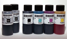 Hobbicolors 5CMP 5-Color Medium Refill Kit  - Canon 5 Cartridge Printers