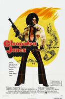 Cleopatra Jones Tamara Dobson #2 movie poster print