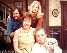 All In The Family Archie Bunker 1970's Era   Refrigerator / Tool Box Magnet