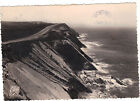 64 - cpsm - ST JEAN DE LUZ - Les rochers de la côte basque - La route dHendaye