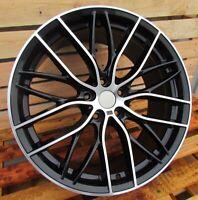 "19"" 4 wheels rims fit BMW F01 F10 F12 F13 F06 F30 F32 E90 E92 405 style 5x120"