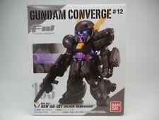"FW GUNDAM CONVERGE #12 No.193 "" XM-02 DEN'AN GEI [Black Vanguard]"" Figure BANDAI"