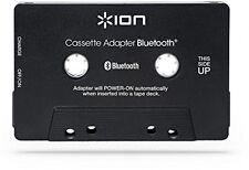 Audio Cassette Adapter Bluetooth Music Receiver Car Tape Decks Hands Free New