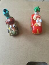 Phineas And Ferb Mini Car With Figure