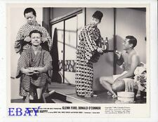Donald O'Connor James Shigata barechested VINTAGE Photo Cry For Happy