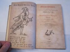 1814 CHALCOGRAPHIMANIA BOOK - BY SATIRICUS SCULPTOR, ESQ. - 1ST EDITION - BBA-10