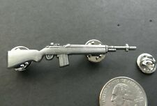 M14 Select-Fire Rifle Weapon Gun Large Lapel Hat Pin 2 1/2 inches