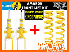 "VOLKSWAGEN AMAROK FRONT LIFT KIT 2"" WITH BILSTEIN STRUTS/SHOCKS & COIL SPRINGS"
