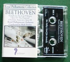 Royal Philharmonic Collection Beethoven Mark Ermler Cassette Tape - TESTED