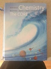 Chemistry : The Core by M. Larry Peck, Kenneth W. Whitten, Raymond E. Davis and