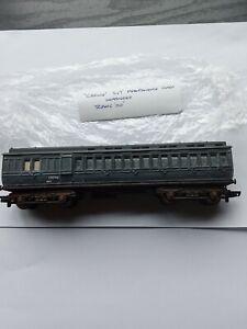 TRIANG--MODEL RAILWAY OO GAUGE - CREWE S&T Maintainance coach Weathered - no box