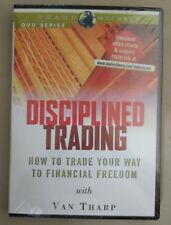 Van Tharp - Disciplined Trading: How to Trade Your Way to Financial Freedom DVD