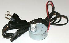 Synchron Wechselstrom-Getriebemotor 230V AC Drehteller Pyramidenmotor Grillmotor
