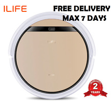 ILIFE V5s Pro Robot Vacuum Cleaner Hoover Sweep and Wet Mop 2 Years Warranty