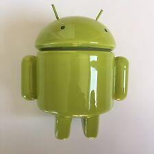 RARE Google Android Porcelain Candy Jar Circa 2013 L@@K!