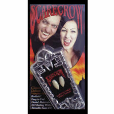 NEU Zähne Classic Vampir Deluxe Vampirzähne