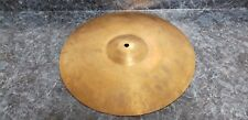 "Abex 14"" Hi Hat (Top) 1970's Italy"
