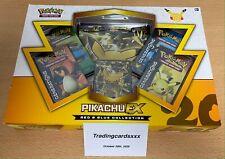 Pokémon - Red & Blue Collection Box Generations 20th Anniversary : Pikachu EX