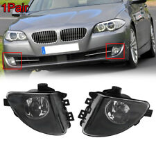 Pair Front Fog Driving Light Lamp For BMW F10 2010-2014 F11 2010-2013 520i 523i