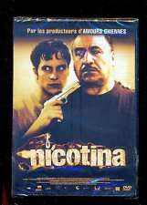DVD : Nicotina (2004) film sud-américain (audio français et espagnol)