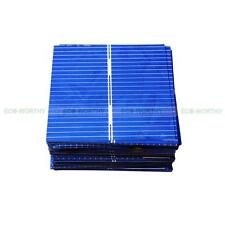 108pcs 39x39 Small Solar Cell Cells High Power Fit for Solar Game Car Toys