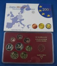 MBN Deutschland BRD 2003 off.KMS Polierte Platte A