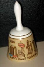 "Vtg Souvenir Collectible Las Vegas Bell Hotels 5.25"" H Euc"