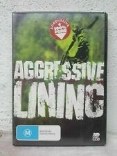 AGGRESSIVE LINING (2007 EXTREME SPORTS - DVD SEALED + FREE POST)