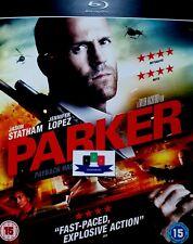 Parker (Jason Statham) Blu-Ray 2013 New And Sealed