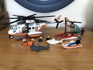 LEGO City Coast Guard Helicopter Set (60013)