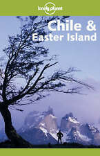 Good, Chile and Easter Island (Lonely Planet Travel Guides), Samagalski, Alan, B