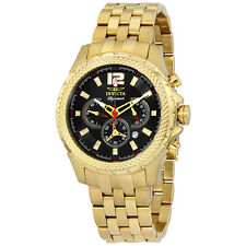 Invicta Signature II Gold-tone Stainless Steel Mens Watch 7474