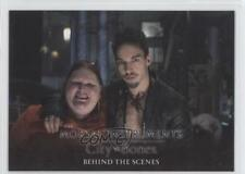 2013 Leaf The Mortal Instruments: City of Bones Behind the Scenes #BHS-12 0a1