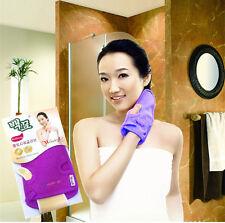 Top Exfoliators Gloves Healthy Smooth Skin Body Scrubs Face Deep Clean Dead Skin