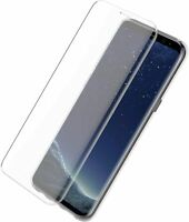 OtterBox Alpha Glass Screen Protector Samsung Galaxy S8 PLUS Clear Easy Open Box