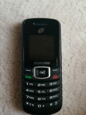 Samsung SGH-T105G - Black / Silver (TracFone) Cellular Phone  TESTED