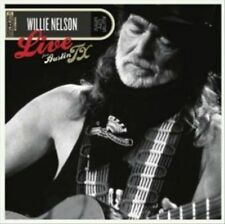 Live from Austin TX by Willie Nelson (Vinyl, Feb-2012, 2 Discs, New West (Record Label))