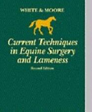 Current Techniques in Equine Surgery and Lameness, 2e