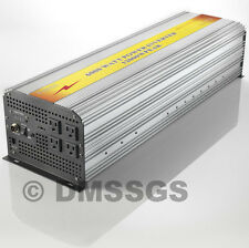 NEW ADVANCED POWER INVERTER 6000/12000 WATT DC TO AC!