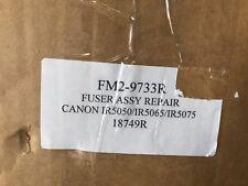 CANON ImageRunner 5050 5055 5065 5075 FUSER  UNIT FM2-9733