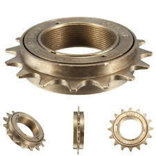 16T Tooth Single Sprocket Electric Bikes Speed Freewheel Bicycle Race Parts New