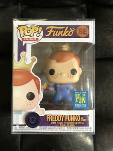Funko Pop! Freddy Funko As Chucky 1/5000 SE BOF FTF 2019