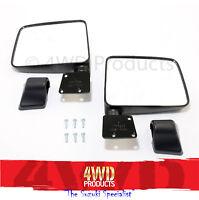 Door Side Mirror SET - Suzuki Sierra 1.3 Maruti 1.0 Drover 1.3 (86-98)